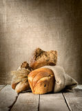 Bread in assortment Royalty Free Stock Image