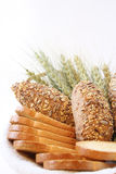 Bread Assortment Stock Image
