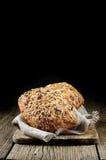 Bread background Stock Photo