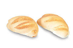 Bread, bagels, bread products. Stock Photo