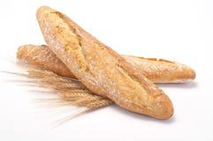 Bread - baguette Stock Photos