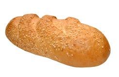 Bread.Baguette con sesamo. Immagini Stock Libere da Diritti