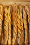 Bread baguettes Royalty Free Stock Photo