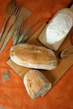 Bread and baked goods Stock Photography