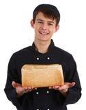 Bread baker Stock Photography