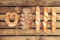 Bread And Bakeries Stock Image