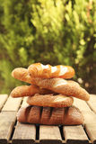 Bread And Bakeries Stock Photos