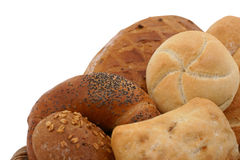 Bread and bakeries Royalty Free Stock Photo