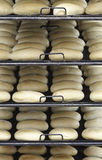 Bread bakery. Bakery bread, bread out of oven Royalty Free Stock Photos