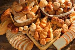 Bread and bakery Royalty Free Stock Photo