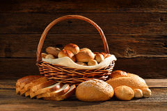 Bread and bakery Royalty Free Stock Photo