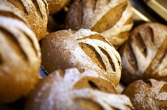 Bread and bakery Royalty Free Stock Photos