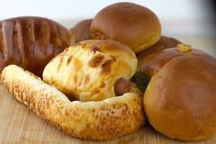 Bread bakery. Homemade healthier food Royalty Free Stock Image