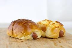 Bread bakery. Homemade healthier food Royalty Free Stock Photo