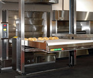 Bread Bakery Oven Stock Images