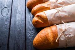 Bread baking paper Royalty Free Stock Photos