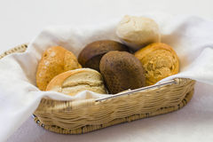 Bread  for banquet Stock Photos