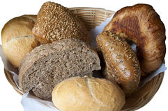 A Bread Basket Royalty Free Stock Image