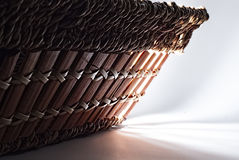 Bread basket Stock Image
