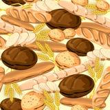 Bread_bg Imagem de Stock Royalty Free