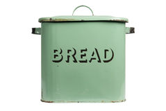 Bread bin Royalty Free Stock Image