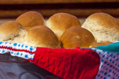Bread bowl Royalty Free Stock Images