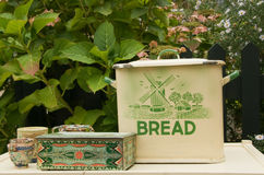 Bread box Royalty Free Stock Photos