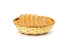 Bread box Royalty Free Stock Photography