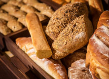 Bread Box Royalty Free Stock Images
