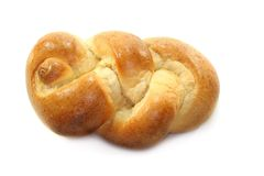 Bread braid Stock Photo