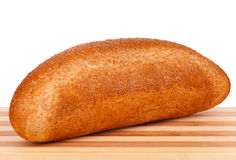 Bread with bran Royalty Free Stock Image