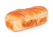 Bread. On white background. The file includes a clipping path, so it& x27;s easy to work Stock Images