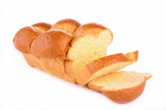 Bread, brioche Royalty Free Stock Photo
