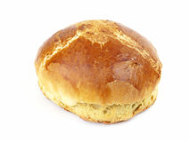 Bread bun Stock Photo