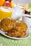 Bread bun. Stock Images
