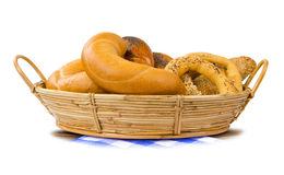 Bread and buns Royalty Free Stock Photography