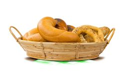 Bread and buns Stock Photos