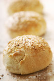 Bread buns royalty free stock photos