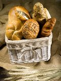 Bread and buns Stock Images