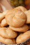 bread buns healthy seeds Стоковые Изображения RF