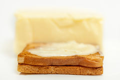 Bread and butter Royalty Free Stock Image