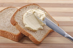 Bread And Butter Stock Image