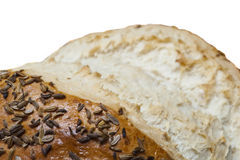 Bread with caraway seeds Royalty Free Stock Photo