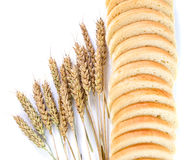 Bread and cereal ears Royalty Free Stock Images