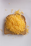 Bread and cheese Stock Photos