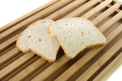 Bread Chopping Board - 16 Royalty Free Stock Photo