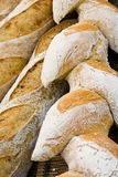 Bread close Stock Images