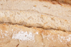 Bread close-up Stock Photography