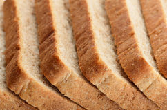 Bread close-up Stock Image