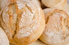 Bread closeup Stock Images